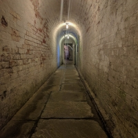 Southwell Workhouse cellars