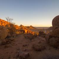 Namibia, Mowani Lodge