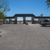 Etosha park visitor centre