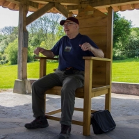Berkshire branch of the Cambridge Society visit to National Botanic Garden of Wales