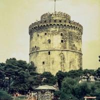 Tower in Thessaloniki
