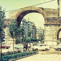 Arch in Thessaloniki