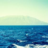 The island of Samothraki
