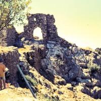 Ruin on Samothraki