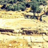 The village of Hora on Samothraki The Sanctuary of the Great Gods (Iero) at Paleopoli Temple of Kaviri on Samothraki