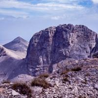 Myticas, Stefani and Mountain hut from Skolio