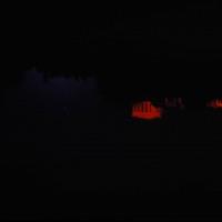 Acropolis, Athens, at night