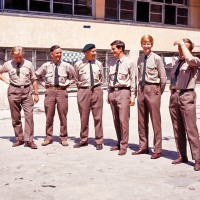Scout leaders from the Expedition