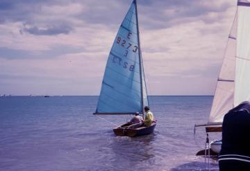 Sea sailing