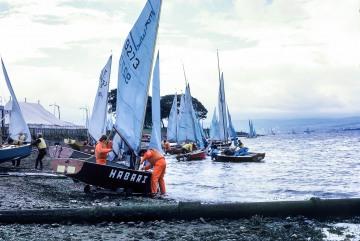 Enterprise Championships at Helensburgh