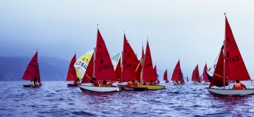 Mirror Championships at Looe