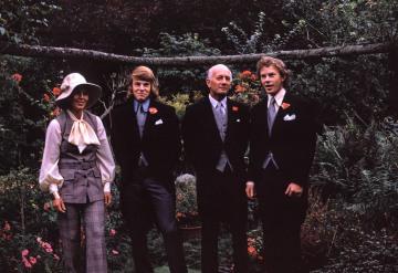 Richard and Celias wedding