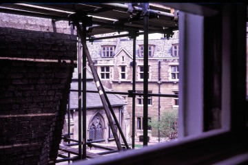 From my room in St Michaels Court