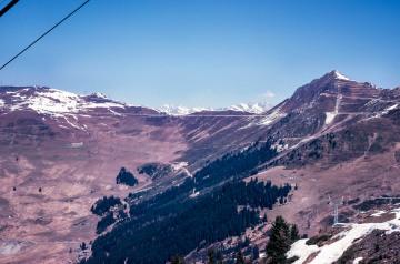 Skiing Verbier
