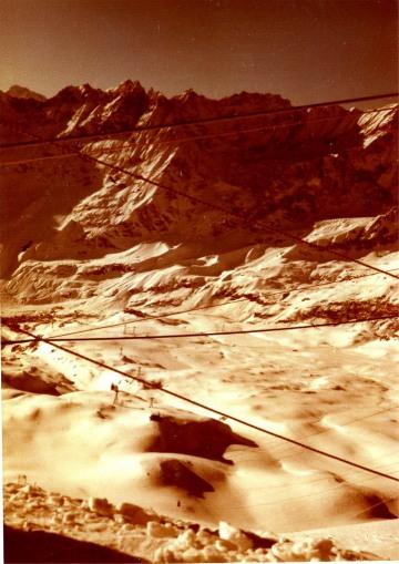 Skiing Zermatt