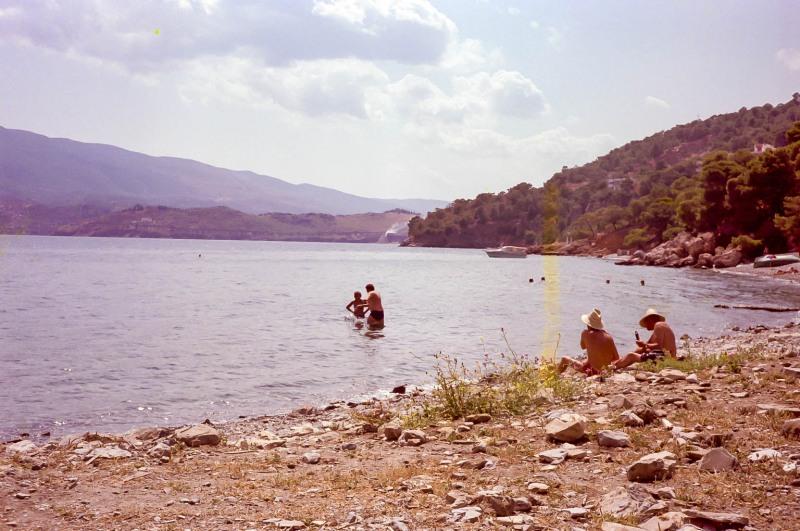 Greek holiday in Poros