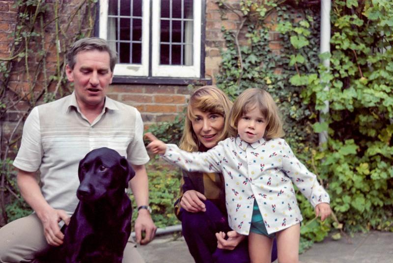 Margaret and David Lishman