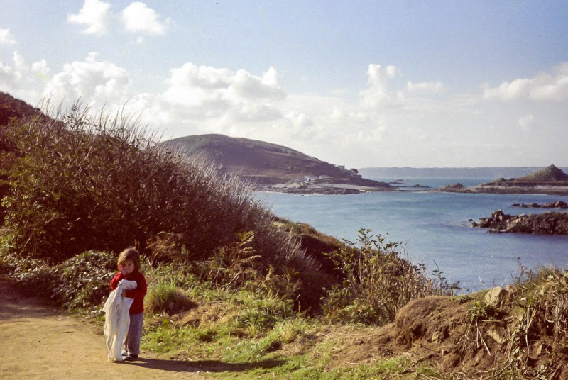 Selina and Sheet in Guernsey