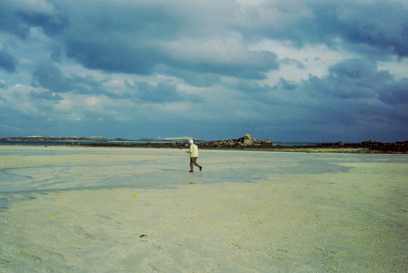 John Wilkinson in Guernsey