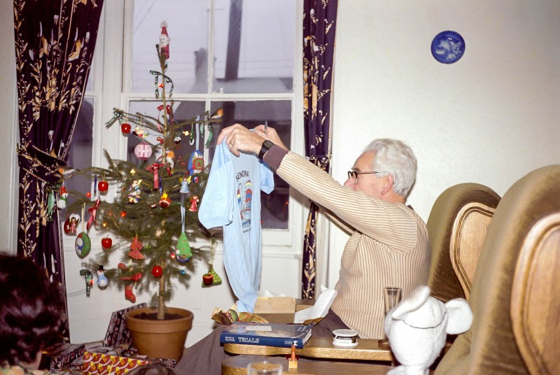 Christmas at home in Winslow