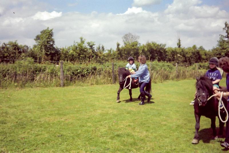 Selina Pony Riding