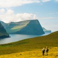 Faroe Islands - Enniberg