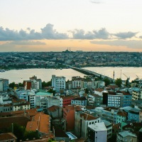 Turkey - Ataturk Bridge