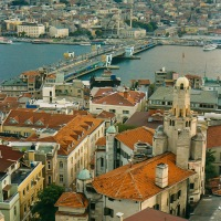 Turkey - Galata bridge