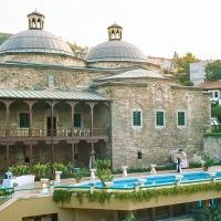 Turkey, Kervansaray Thermal Hotel, Bursa