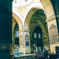 Turkey - Ulu Cami, Bursa