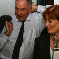 Funeral of Jean Blasdale