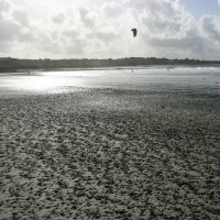 Vazon Bay, Guernsey