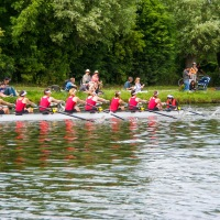 Caius College and The May Bumps