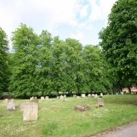 Cambridge Society, Bury St Edmunds, Cathedral grave yard