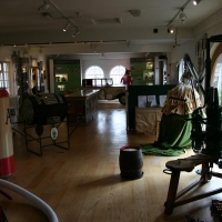 Greene King brewery tour, museum