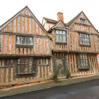 Cambridge Society visit to Lavenham