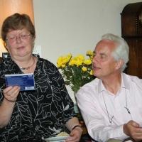 David and Joan's 50th Wedding Anniversary
