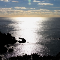 Guernsey, southern cliff path, 2010