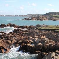 Albecq Bay, Guernsey 2010