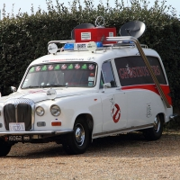 Ghostbusters, Guernsey, 2010