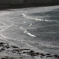Vazon bay, Guernsey 2010