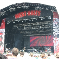 West Holts Stage Mariachi El Bronx