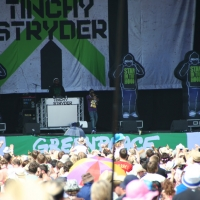 Tinchy Stryder at Pyramid