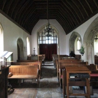 Church at Holton, Somerset