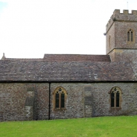 Church at Holton, Somerset