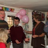 Annie birthday party