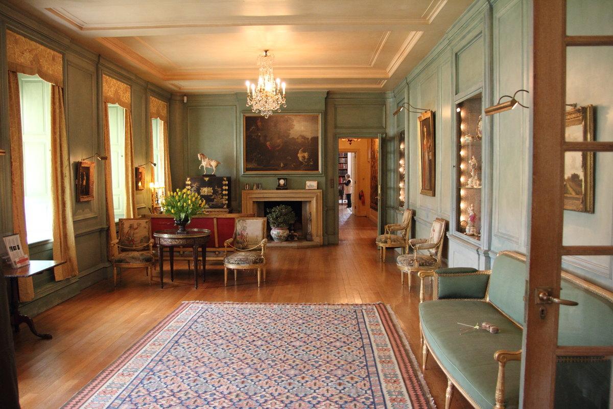 Upton house national trust - Casas de campo interiores ...