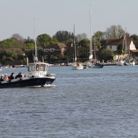 Cambridge Society visit to Bosham