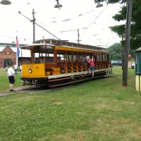 Connecticut Trolley Museum