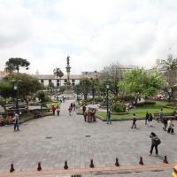 Ecuador, Quito.
